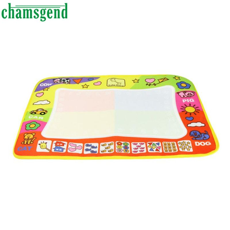 Click To Buy Chamsgend Drawing Toys Mat Top Quality Aqua Doodle Children Drawing Toys Mat Magic Pen Educational Toy Toy Mat Educational Toys Drawing Toys