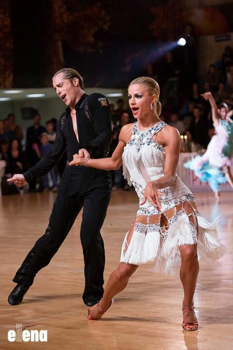 Jive Riccardo and Yulia