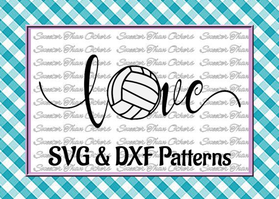 Instant Download Letters In Svg And Dxf Format You Will Receive The Pattern In The Picture This Does Not Include The Dec With Images Volleyball T Shirt Designs Water Polo