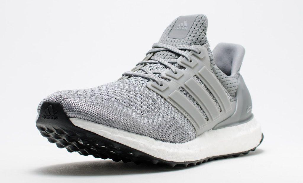 Adidas Ultra Boost Grey Metallic Mens