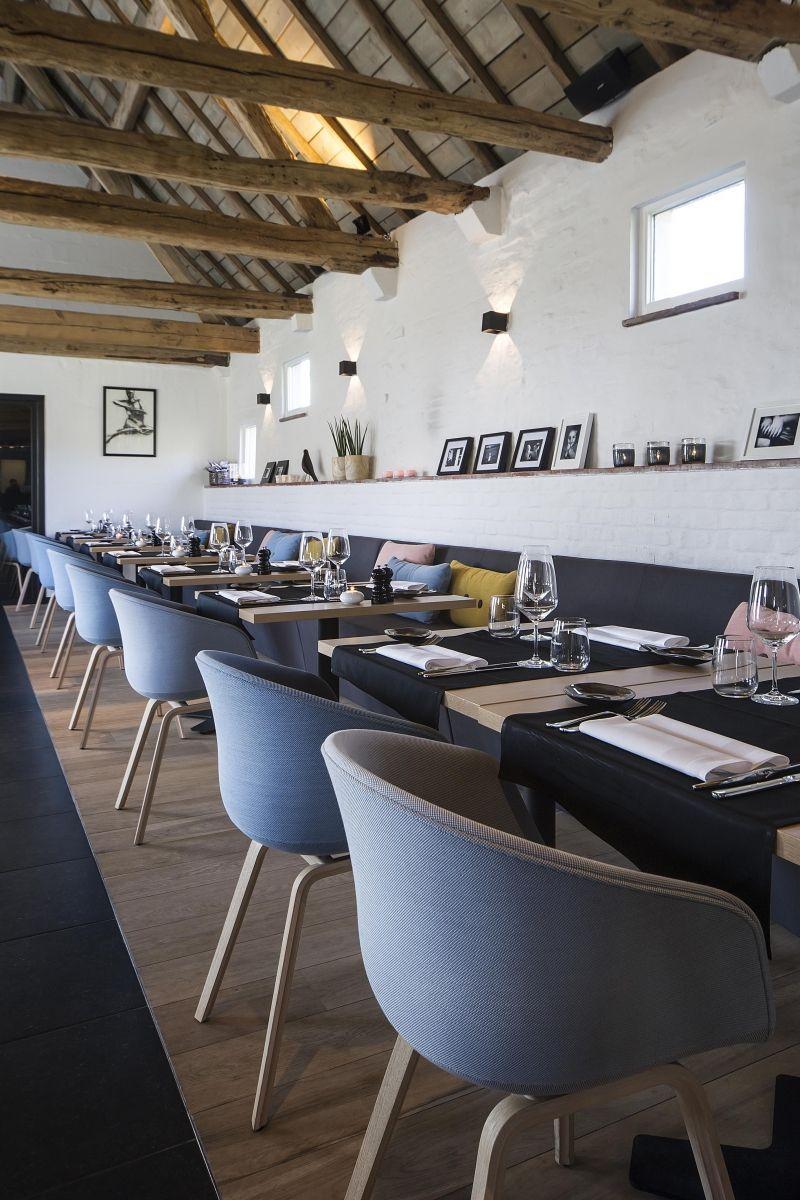 Restaurantinrichting papinglo maldegem · hospitality designcafe