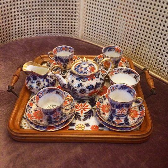 Jogo de Chá.séc 19
