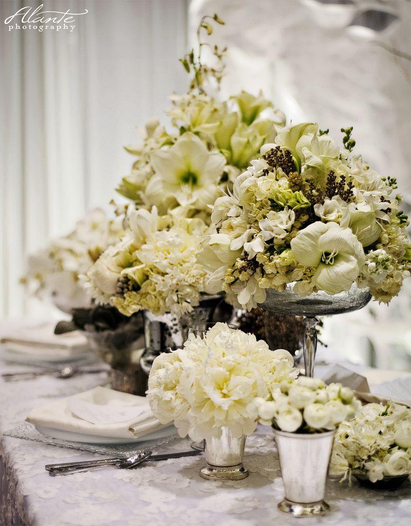 White Wedding Flowers White Weddings Pinterest White Wedding