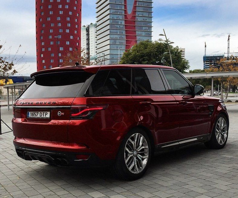 Land Rover Range Rover in 2020 New range rover sport