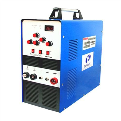 Lotos 200 Amp AC/DC Square Wave Inverter Aluminum TIG/Stick