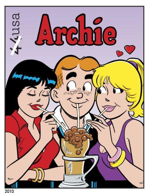 Archie comics.. remember when!