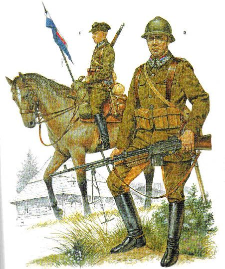 La Cavalerie Polonaise Histoire Militaire Chevaux De Guerre Costume Militaire