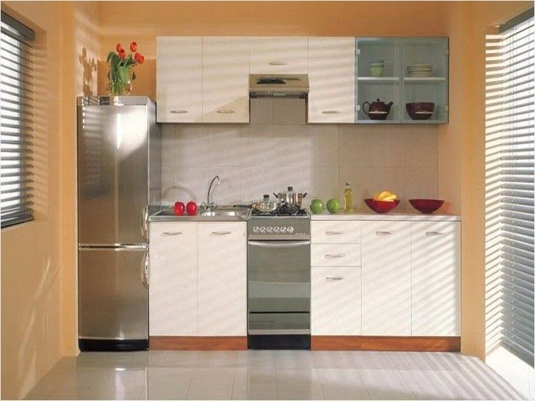 The Most Captivating Simple Kitchen Design For Middle Class Family Small Kitchen Cabinet Design Simple Kitchen Design Kitchen Design Small