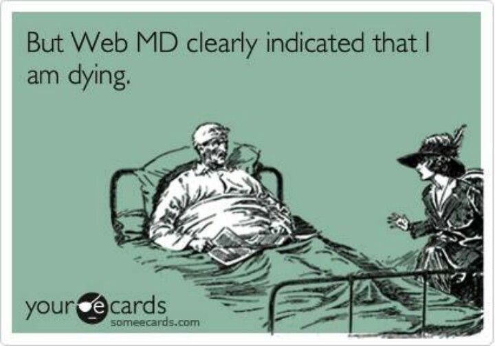 To A Hypochondriac Husband Deal With How this being