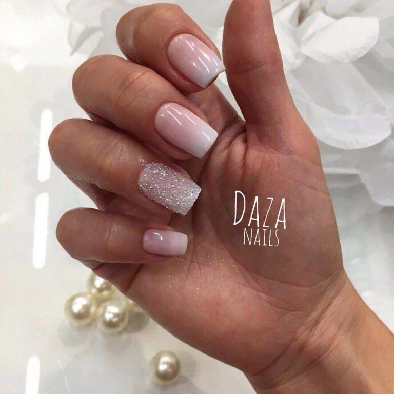 Diy Autumn Gradient Nail Art: Beige Nails, Caviar Nails, Nails