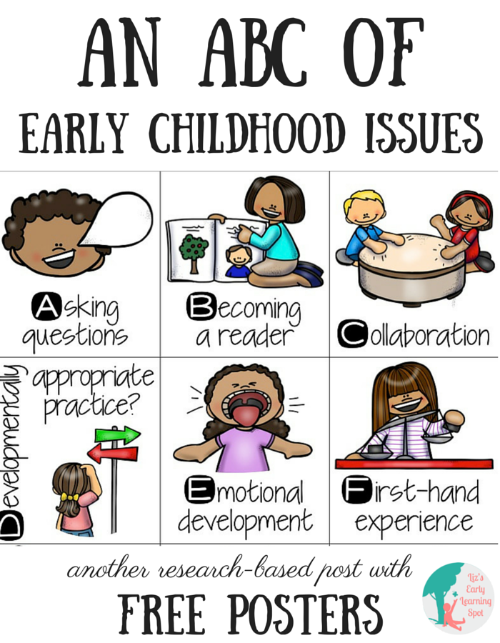 Kinder Garden: An ABC Of Early Childhood Issues