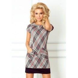 841eb5fcdbd5 Pohodlné športovo elegantné mini šaty
