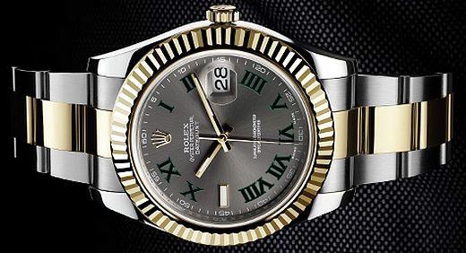 Objet : Rolex Gold 18k  - Localisation : Chez Bradley Cooper