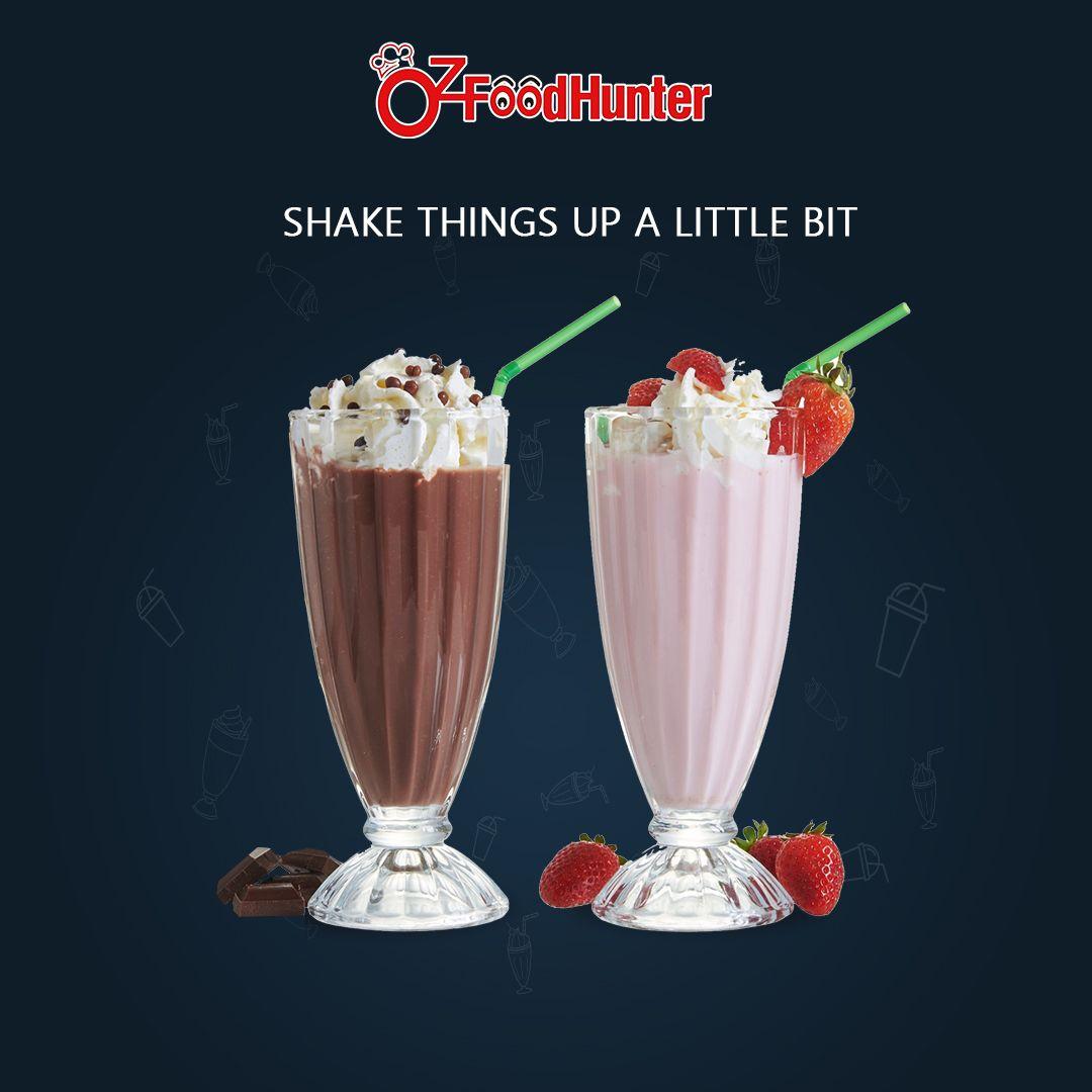 Never Say No To A Good Glass Of Milkshake Food Hunter Order Food Foodgasm