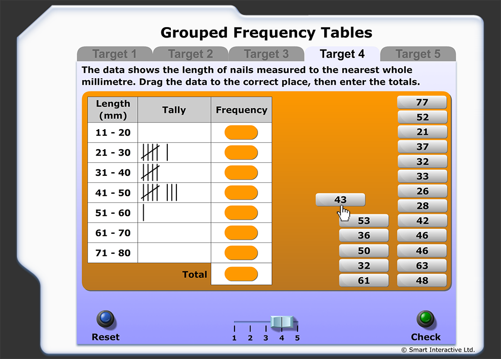 Miraculous Sort Numerical Data Into A Grouped Frequency Table Using Download Free Architecture Designs Scobabritishbridgeorg