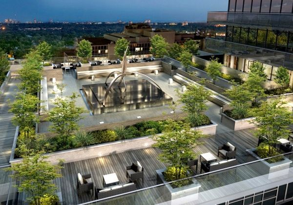 madison condos residential terraplan landscape