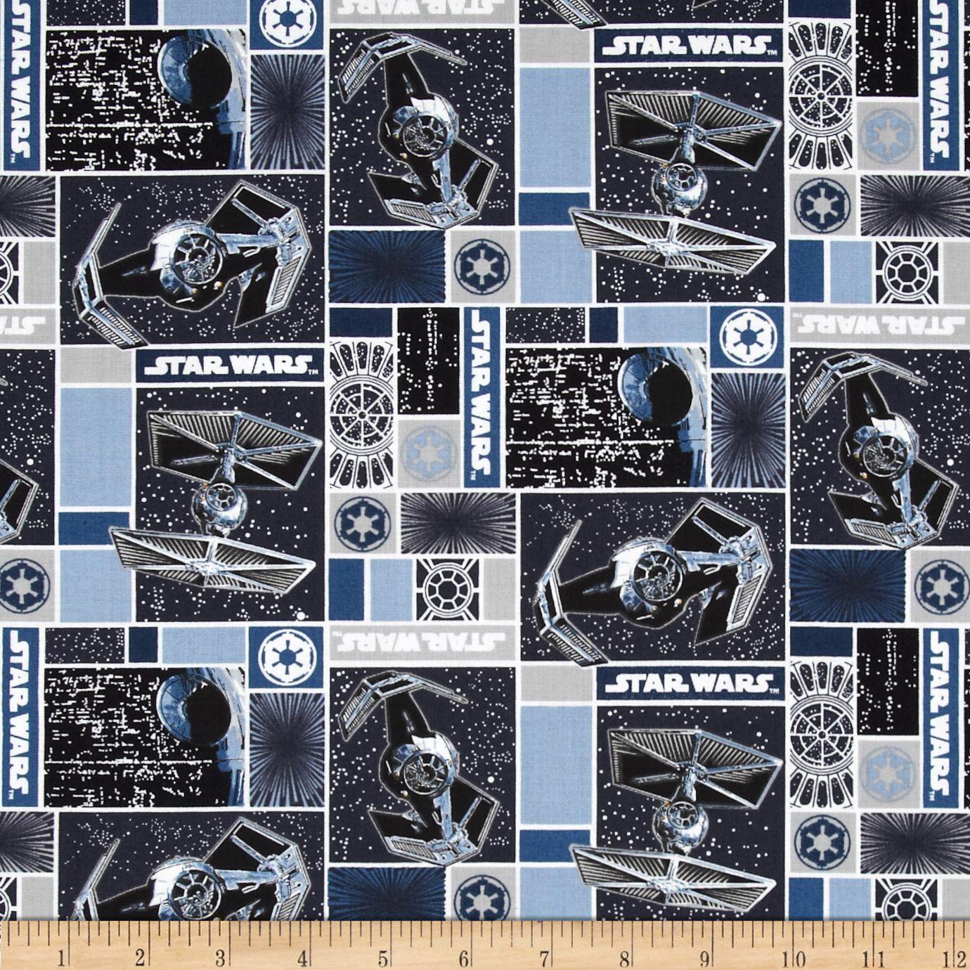 Star Wars Imperial Ships Fabric | Fabulous Fabrics | Pinterest