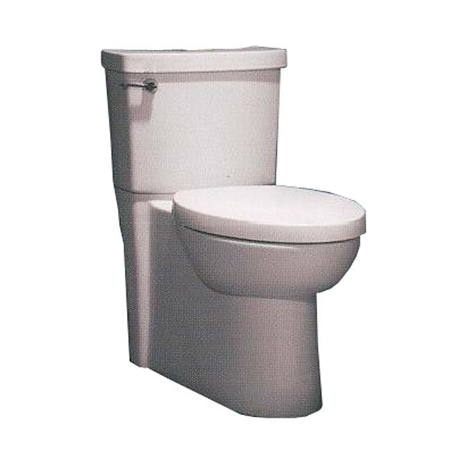 Surprising Elongated Front 2 Piece Toilet Ravenna 4 8 L White Rona Gamerscity Chair Design For Home Gamerscityorg