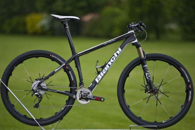 Gallery Bianchi Unveils 2014 Product Line Ciclismo De Montanha Ciclismo Mountain Bike
