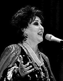 Warda Al Jazairia Wikipedia The Free Encyclopedia Arabic Art Singer Concert