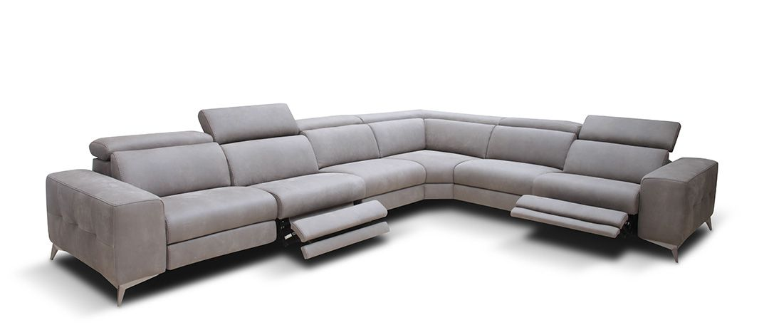 High Quality Modern Reclining Sectional Sofas | PICT Houses