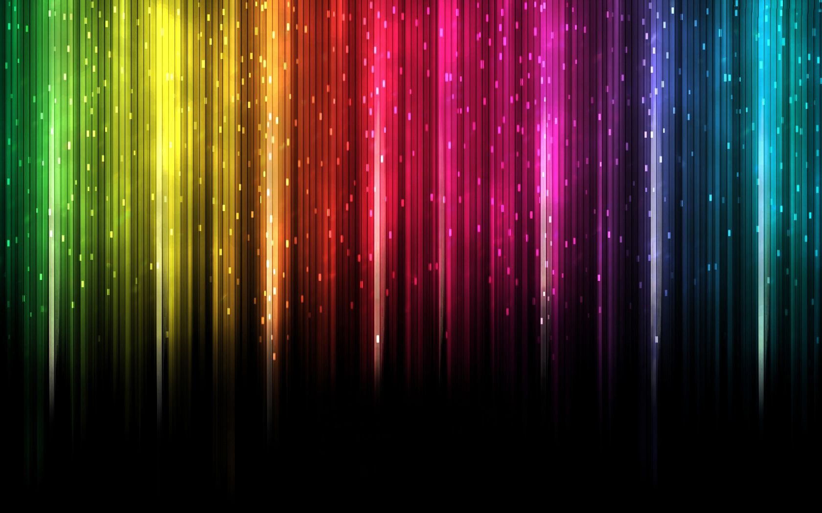 Hd wallpaper colour - Rainbow Wallpaper 4463 1680x1050 Px Hdwallsource