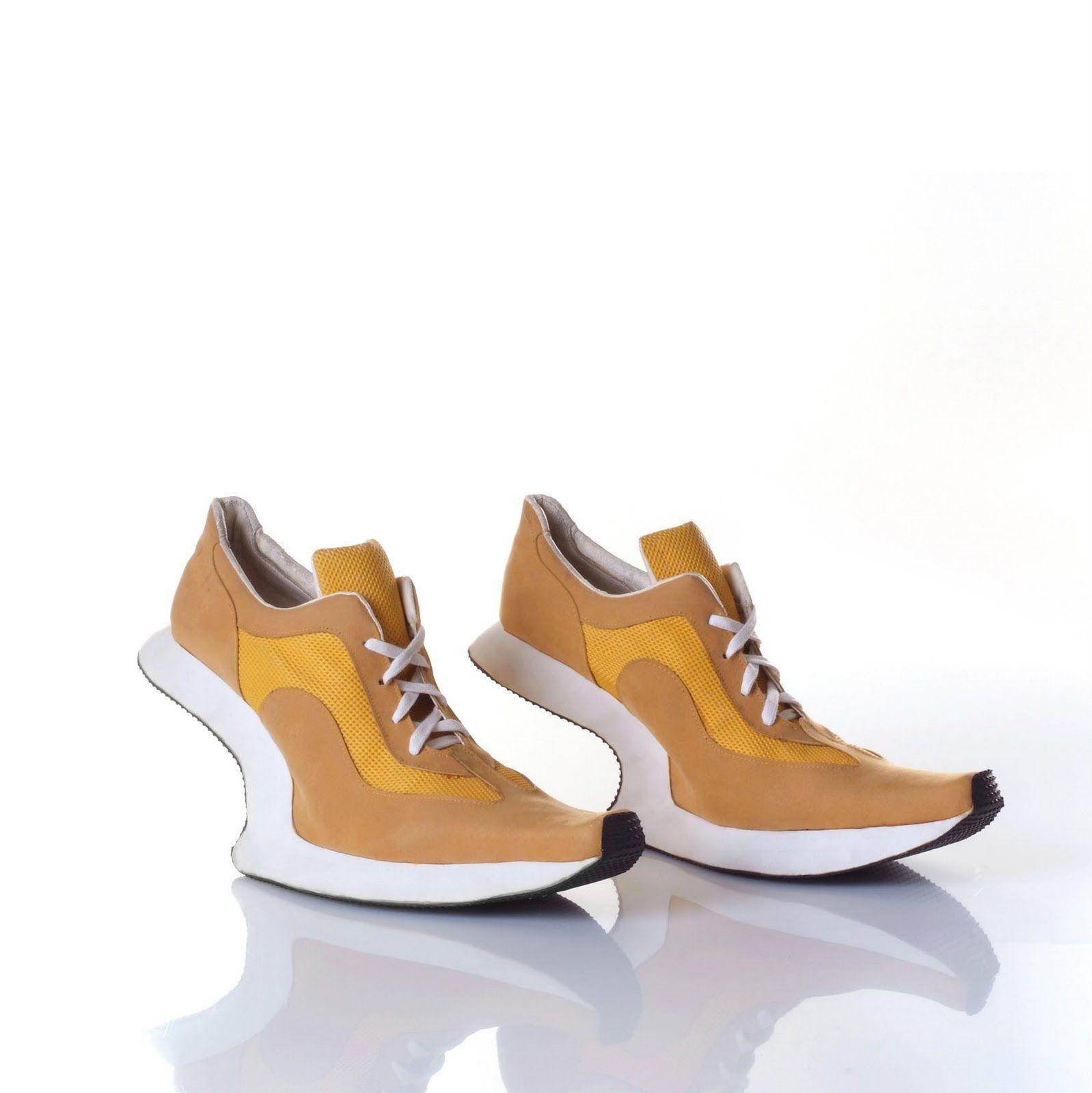 Artistic Footwear Designs By Kobi Levi Inspiration Shoes