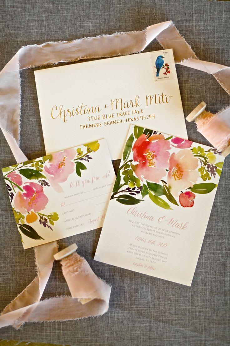 Yellow Pink Texas Garden Wedding Printed Dresses