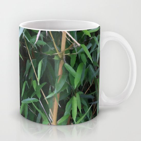 Buy bamboo painted Mug by Christine baessler. Worldwide shipping available at Society6.com. Just one of millions of high quality products available.