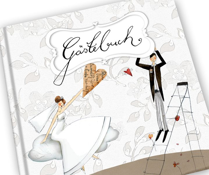 g stebuch hochzeit hochzeitsg stebuch geschenk von pipapier auf wedding guest book. Black Bedroom Furniture Sets. Home Design Ideas