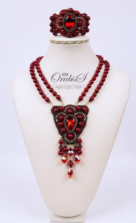 Gallery.ru / Фото #1 - Lady Collection - orubis | Бисерные ...