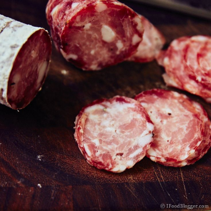 Looking to learn how to make homemade sopressata? Home cured meats and sausages are so much better! Here is the recipe and detailed instructions for ...