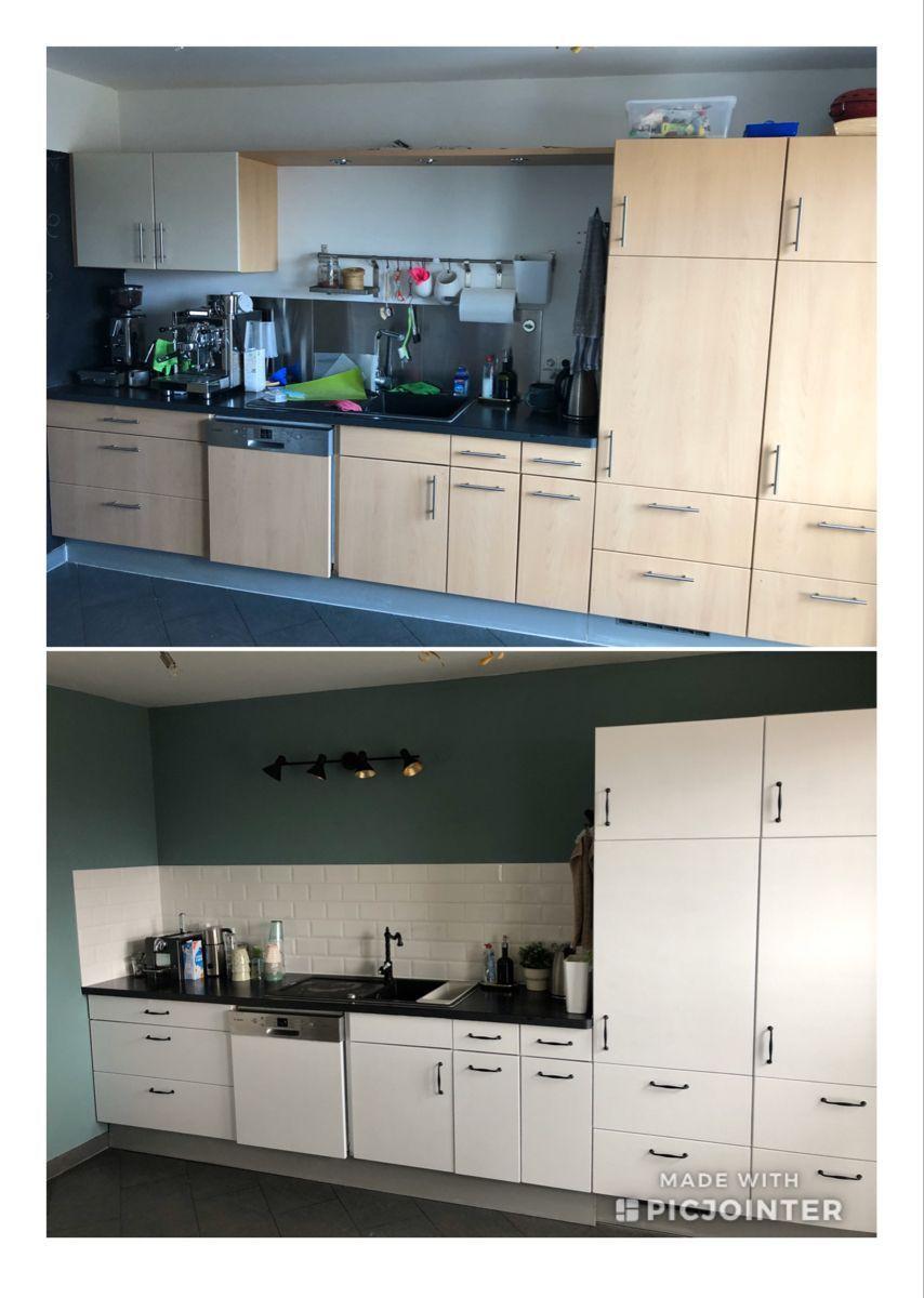 Küchenfronten Streichen Home Home Decor New Homes