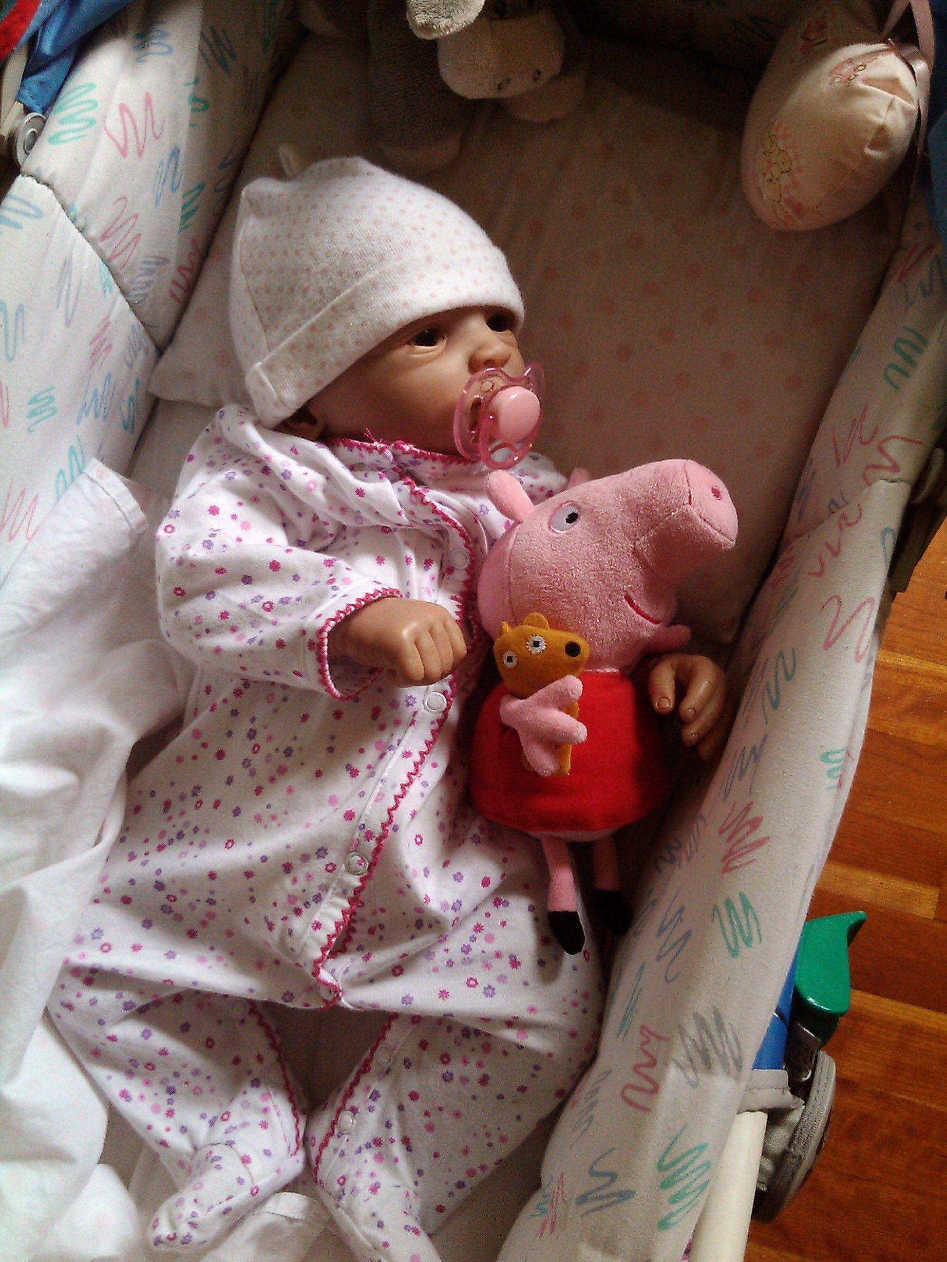 bambole reborn baby giulia
