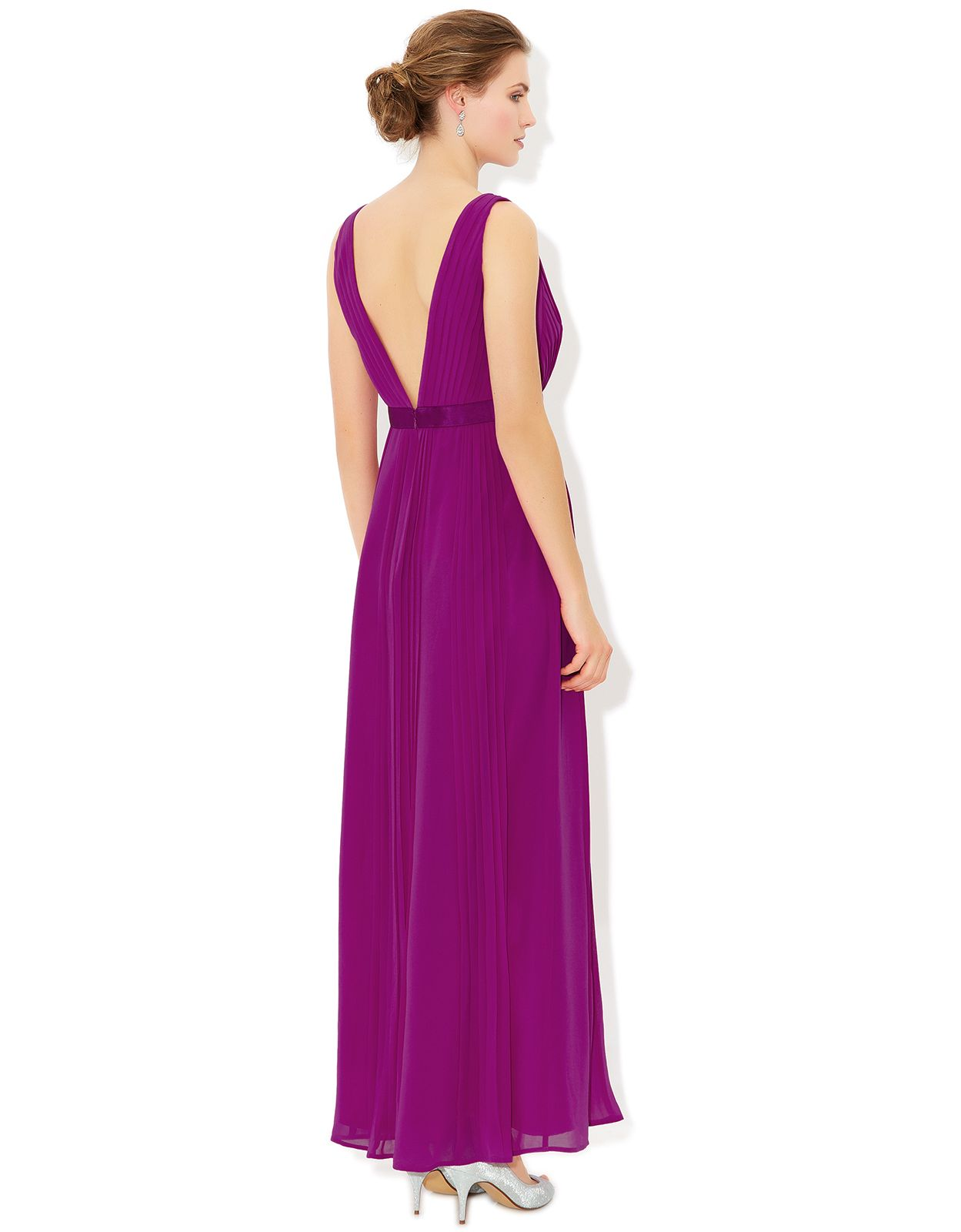 Isobella Maxi Dress | Pink | Monsoon | Wedding | Pinterest | Monsoon ...