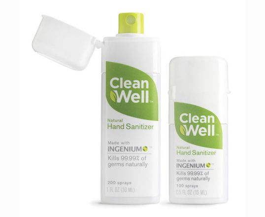 Cleanwell2 Pleasurable Business Packaging Design Packaging