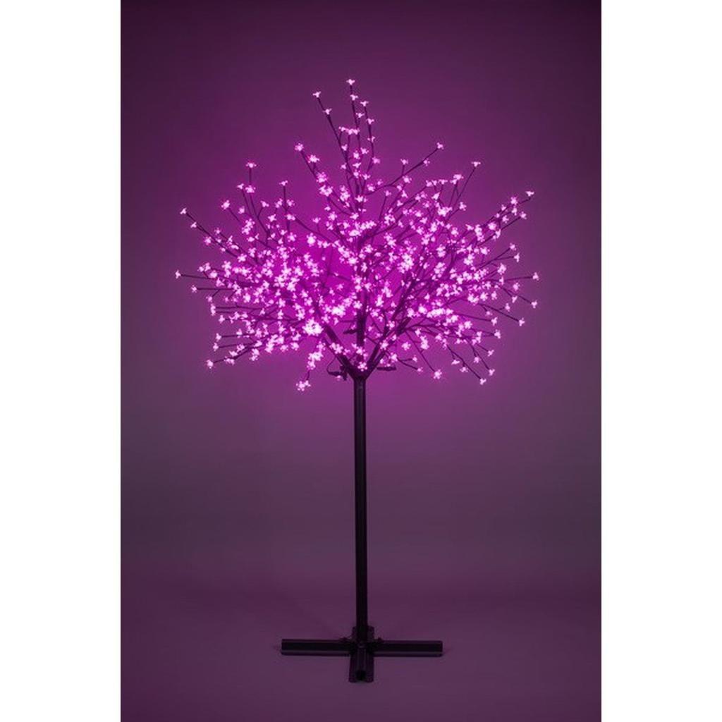 290 00 Hi Line Gift Ltd Floral Lights Outdoor Cherry Blossom Tree 600 Pink Led Blossom Trees Cherry Blossom Tree Led Tree