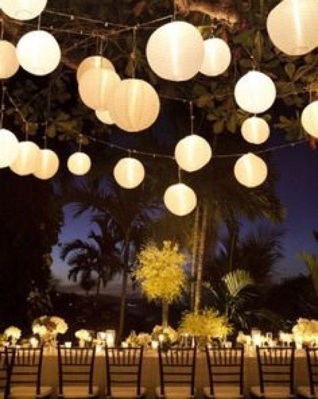Paper lantern lampionnen feest decoratie styling for Decoratie feest