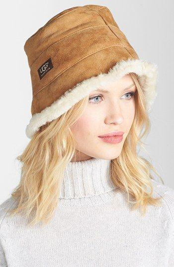 07c88b408d6 UGG® Australia  City  Genuine Shearling Bucket Hat