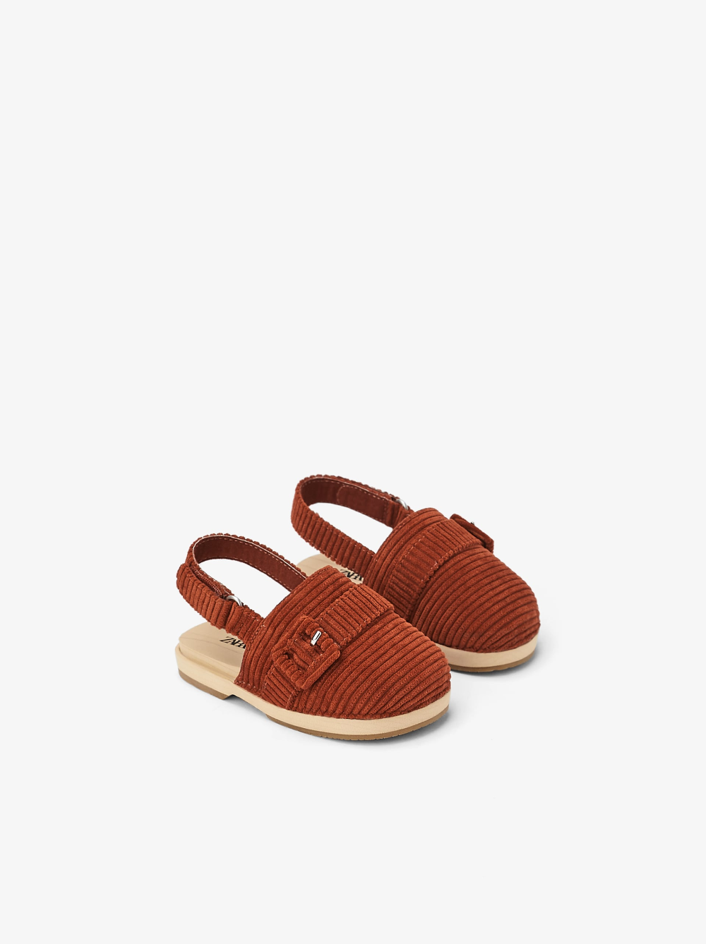 CORDUROY CLOGS - NEW IN-BABY GIRL | 3