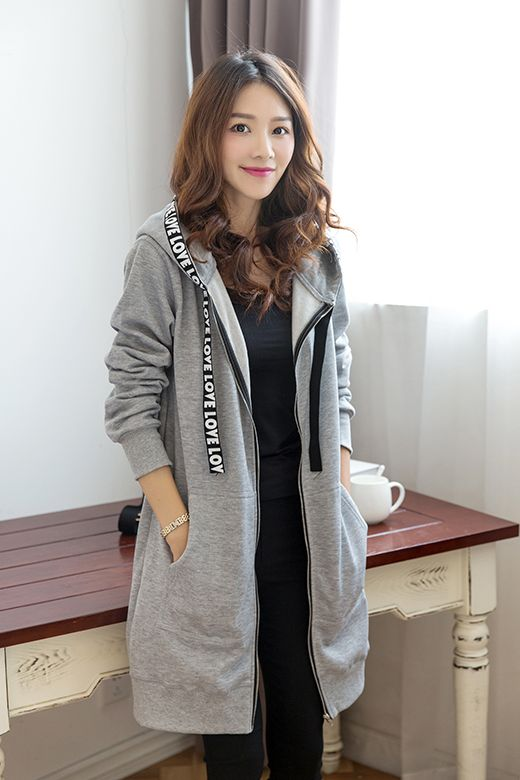 Cheap zipper sweatshirt, Buy Quality zipper hooded sweatshirt directly from China zipper accessories Suppliers: 2016 New Style Spring Autumn Women Blazers Pants Suits Candy Color  Blazer Jackets Long Female Outerwear Fashion Women's