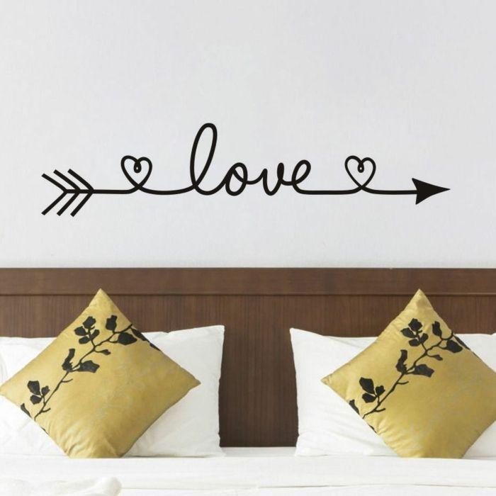 Vinilos Decorativos Para Paredes De Habitaciones.1001 Ideas De Vinilos Decorativos Para Tu Interior