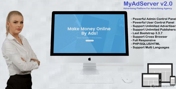 Myadserver Adnetwork Platform V3 0