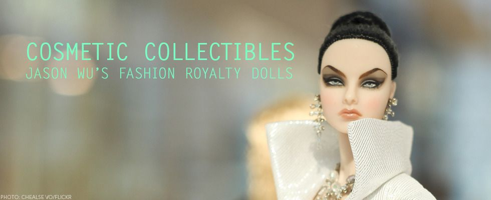 Cosmetic Collectibles: Jason Wu