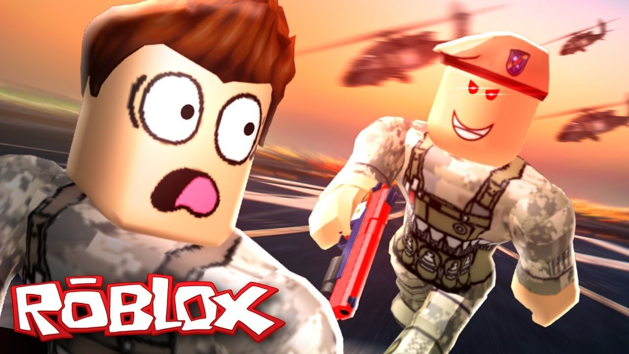 Roblox Adventures / Army Training Obby / Escaping the Evil