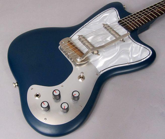Danelectro Hornet '67 reissue | vintage & modern guitars in ... on