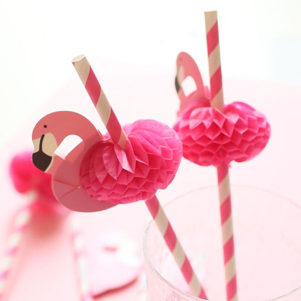 Pin by marianne benedetti on miami vice pinterest miami vice china wedding decoration suppliers flamingo paper drinking straws wedding decoration baby shower birthday celebration hawaii carnival party supplies junglespirit Choice Image