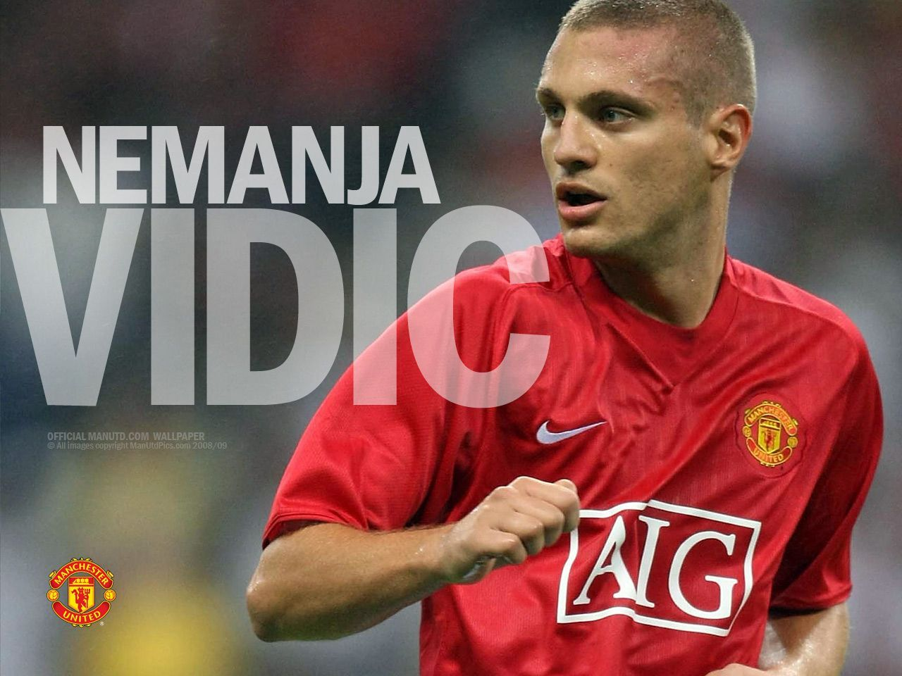 Is Nemanja Vidic Engineering A Move Away From Manchester