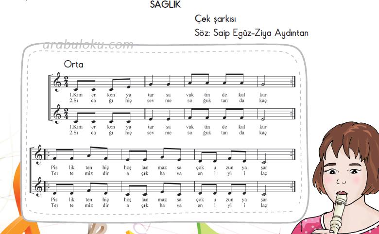 Anneler Günü şarkıları Notaları Ile Ilgili Görsel Sonucu Müzik