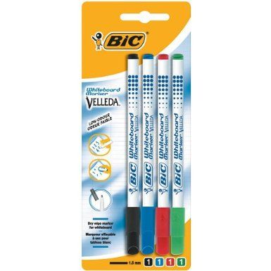 Bic 730 Rollerball Pen Liquid Ink with Clip Needlepoint 0.5mm Tip 0.25mm  Line Red